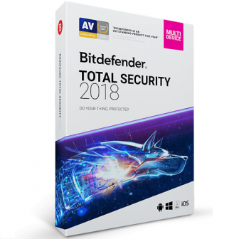 Bitdefender Total Security (Version 2018)