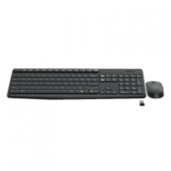 MK235 WIRELESS KEYBOARD AND MOUSE